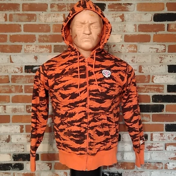 Hype! Nike Tiger Camo Hoodie Year of the Tiger